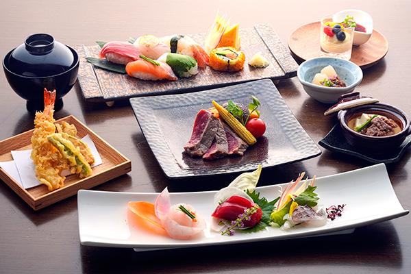豊洲寿司コース